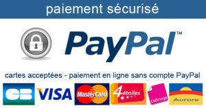 Vers l'inscription via Paypal (plus rapide)